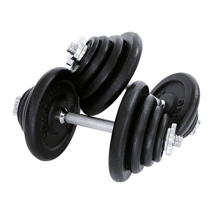 Dumbells & Kettle Bells