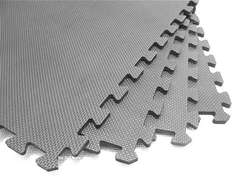 LiveUp interlocking gym flooring Mats